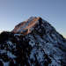 八ヶ岳連峰 赤岳 冬山に来ているという 熱い思い
